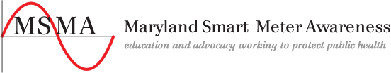 Maryland Smart Meter Awareness