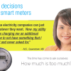 "Printable ""smart"" meter awareness brochure"
